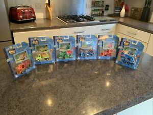 Bob The Builder Take Along Die-Cast Vehicle Joblot Bundle (Opened - Repackaged)