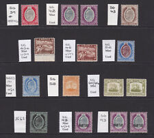 Malta. Unmounted/ mounted mint selection.