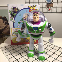 Buzz Lightyear Toy Story 4 Talking Walking Lighting Action Figure Kids Toy Gift