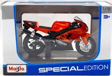 YAMAHA YZF-R7 ORANGE - 1/18 MAISTO