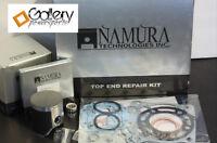 Namura Top End Rebuild Repair Kit Kawasaki KX85 2001-2011 KX-85 48.50mm