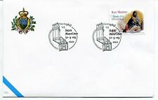 2003-05-31 San Marino Vastophil 2003 ANNULLO SPECIALE Cover