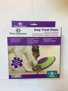 Nina Ottosson Outward Hound Treat Game for Dogs - Dog Treat Maze