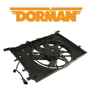 For Volvo S60 01-03 S80 99-05 V70 01-03 XC70 Auxiliary Fan Assy Dorman 621-272