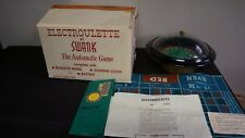 Vintage Electroulette by SWANK Automatic Roulette game Works Great!!!!