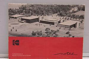 Kodak NOTES Compliments of Marketing Education Center Campus 1977 - VINTAGE C485
