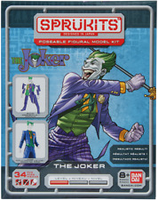 Sprukits Batman the Joker Bandai figurine articulée niveau 1 kit