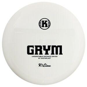 NEW Kastaplast Disc Golf K1 Line Grym **Choose Weight/Color**