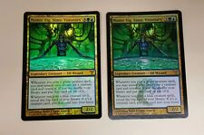 MTG Magic The Gathering Momir Vig, Simic Visionary, Dissension 2X FOIL NM