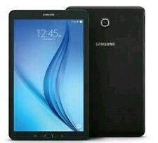 Samsung SM-T560 Galaxy Tab E 9.6 Inch 8GB Wi-Fi Tablet In Black