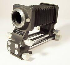 Nikon PB-4 Bellows with PS-4 Slide Copying Adaptor.