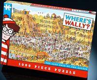 Où Est Wally? The Dernier Jours de Aztèques 1000 Pièce Jigsaw 680mm x 480mm (Pl)