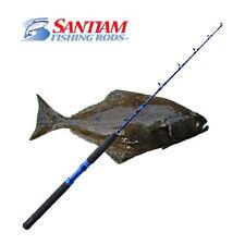 "SANTIAM FISHING RODS 1 PC 48"" 30-130 LB HALIBUT/TUNA ALASKAN TRAVEL SERIES"