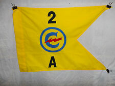 flag862 Post WW 2 US Army Constabulary Guide on 2nd Regiment A Company W9A