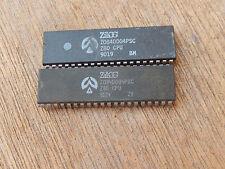LOGO ZILOG Z840004PSC Z80 CPU Integrated Circuit  Qty-1 CF6-2