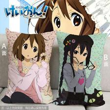 Anime K-ON! Hirasawa Yui Azusa OtakuDakimakura Cushion Pillow Case Bedding #J87