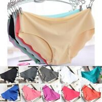 Sexy Women Soft Underpants Seamless Lingerie Briefs Hipster Underwear Pantie NEW