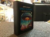 SPACE INVADERS / ATARI VIDEO GAME CARTRIDGE - CATRIDGE ONLY !