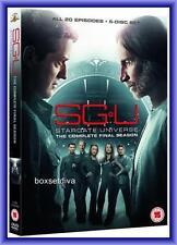STARGATE UNIVERSE SG-U - Complete Season 2 *BRAND NEW *