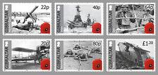 Gibraltar 2015  1e Wereldoorlog  deel 2      postfris/mnh