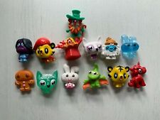 Moshi Monster figures - various collectables