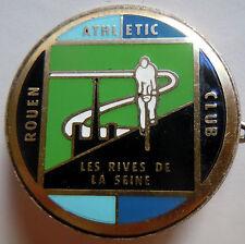 Insigne SPORT ATHLETISME ROUEN ATHLETIC CLUB LES RIVES DE LA SEINE ORIGINAL