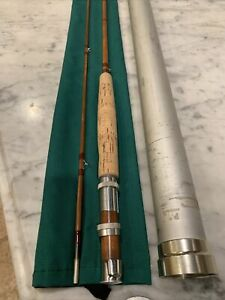 "Vintage Orvis Impregnated ""Madison "" Bamboo Fly Rod"
