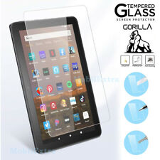 Genuine Tempered Glass Screen Protector for Amazon Fire HD 7 8 10 2019, 2020