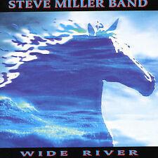 Wide River [Remaster] by Steve Miller Band (Guitar) (CD, Jun-1998, Eagle Records