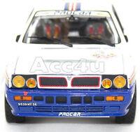 Lancia Delta HF Integrale Rally 90 1/18 Scale Diecast Model Car (Rare)