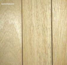 Saunabanklatten Saunabankholz Abachi L: 270 cm Saunaliege Saunaholz Abachi