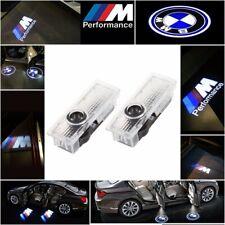 Cree LED Lámpara de luz de Puerta de Coche Proyector Sombra Puddle Cortesía Logo Láser Para BMW