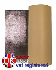 5 x 1.05m Self Adhesive Thermal Acoustic XPEMP Foam Insulation caravan camper