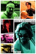 "The Big Lebowski movie poster 24 x 36"" Montage"