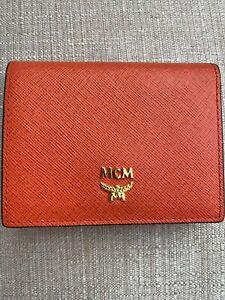 MCM Woman Wallet
