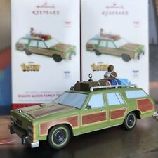 Hallmark Keepsake Wagon Queen Family Truckster National Lampoons Vacation Car