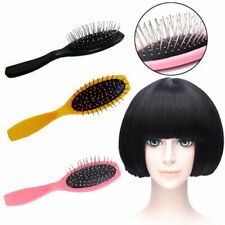 Anti static Dry Hair Extension Comb Wig Ponytail Smooth 5 Brush Colors G5A1