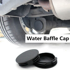 Exhaust Tail Pipe Cap Water Baffle Cover For Smart Fortwo Forfour W451 2008-2014