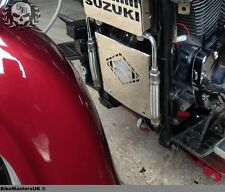 Suzuki vl1500 LC INTRUDER/c90 Boulevard Stainless Steel Battery Cover Grill