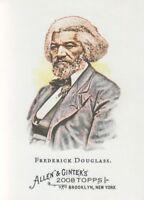 2008 Topps Allen & Ginter Baseball #227 Frederick Douglass Abolitionist