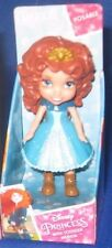 DISNEY PRINCESS COLLECTOR MINI TODDLER DOLL POSABLE FIGURE MERIDA, NEW