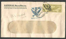 DATED 1933 COVER KANSAS CITY MO NATL BELLAS HESS MAIL ORDER HOUSE SEE INFO