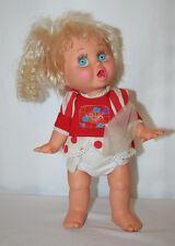 Galoob Baby Face So Surprised Suzie # 2 1990 Original Clothes