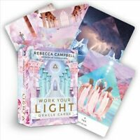 Work Your Light Oracle Cards by Rebecca Campbell 9781781809952 | Brand New