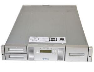Sun Oracle StorageTek SL24 Tape