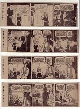 Little Orphan Annie by Harold Gray - 26 daily comic strips - Complete June 1953