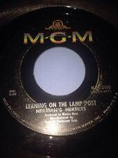 45 Record Album Vinyl MGM Herman's Hermits Hold On K13500