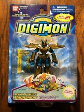 Magnamon Digimon Bandai Moving Figure Digital Monsters Action Feature - READ