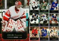 100++ OPC PREMIER 2007 NHL HOCKEY RARE LIMITED /299 /75 /25 LOT U PICK FROM LIST