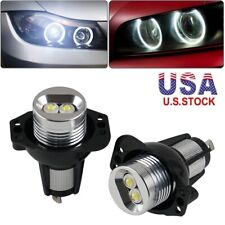 LED Angel Eye Halo Ring Marker Light Bulbs Error Free Fits For BMW 3 Series 328i